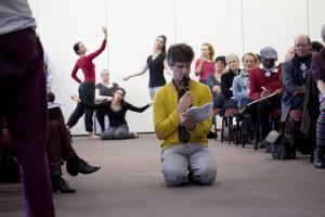 Forum Danse 2015, Vendredi, 16 octobre 2015, Fribourg