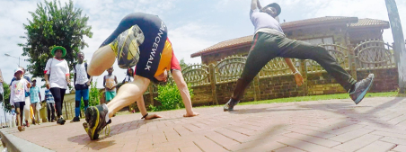 Soweto.Dancewalk (2017) - Celebrating Soweto, South Africa