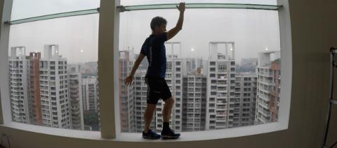 TimesMuseum.Dancewalk (2017) - In et outdoor dancewalking à Guangzhou, Chine