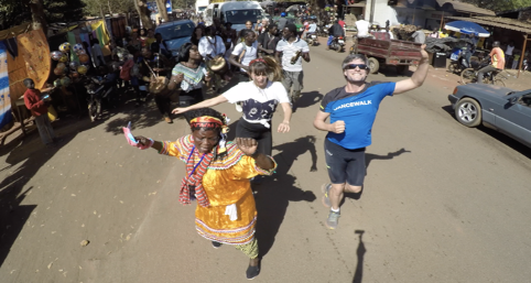 Dancewalk - Moribayassa (2019) - Tradition and modernity in Bobo Dioulasso, Burkina Faso