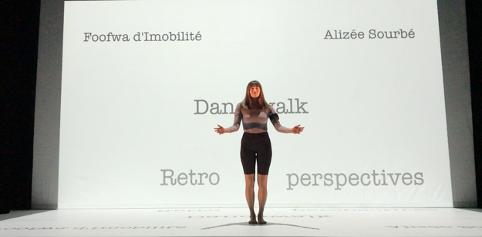 Dancewalk - Retroperspectives (2018) - Théâtre de Vidy-Lausanne, Suisse