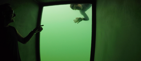 Water.Dancewalk (2016) - Dancing in, half-way or near Lake Zug, Switzerland