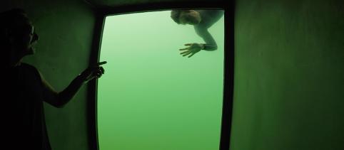 Water.Dancewalk (2016) - Danser au bord, à moitié dans et sous l'eau du Lac de Zoug, Suisse